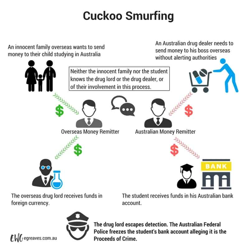 Cuckoo Smurfing Infographic
